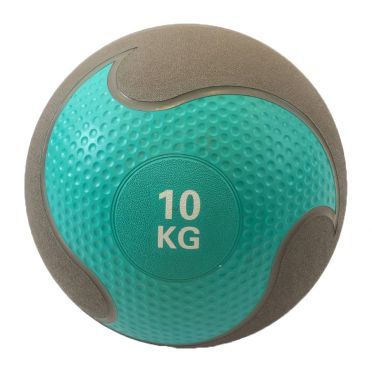 Muscle Power medicine ball rubber 10 kg