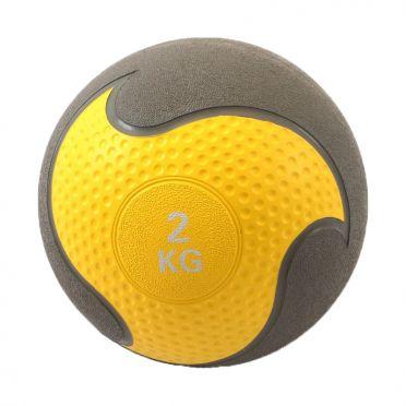 Muscle Power medicine ball rubber 2 kg
