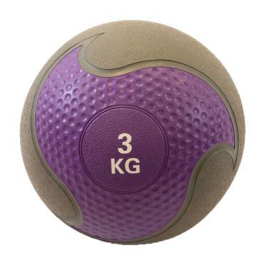 Muscle Power medicine ball rubber 3 kg