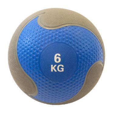 Muscle Power medicine ball rubber 6 kg