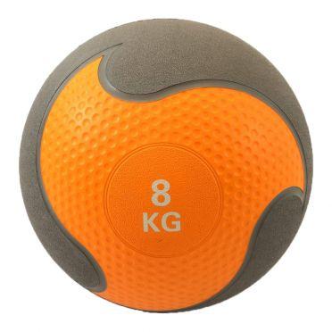 Muscle Power medicine ball rubber 8 kg