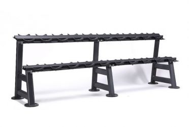 Muscle Power Storage Rack for 10 sets of dumbbells
