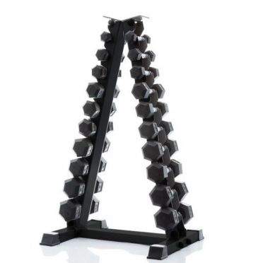 Muscle Power dumbbell rack Triangle