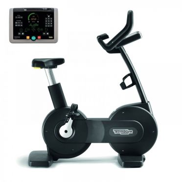 Technogym excercise Bike Excite+ 700i black used