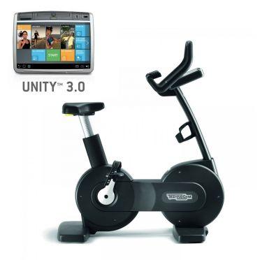 TechnoGym excercise bike Excite+ New Bike 700 Unity 3.0 black used