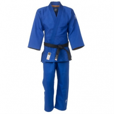 Nihon judo/jiu jitsu suit competition GI blue limited edition