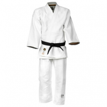 Nihon judo/jiu jitsu suit competition GI white limited edition