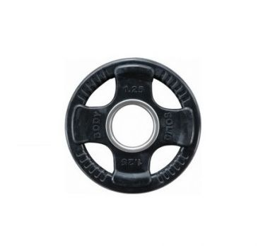 Body-Solid Olympic disc rubber 1.25 kg