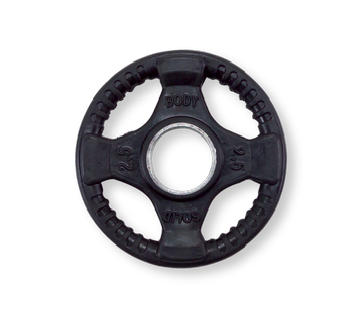 Body-Solid Olympic disc rubber 2.5 kg