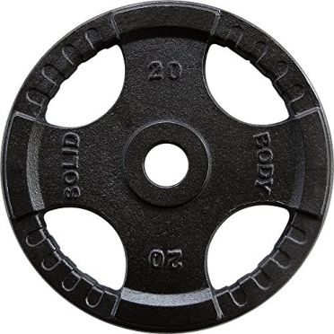 Body-Solid Olympic disc rubber 20 kg