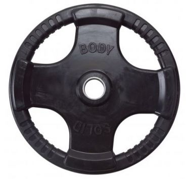 Body-Solid Olympic disc rubber 25 kg