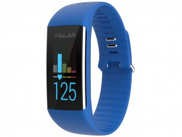 Polar A360 fitness tracker blue