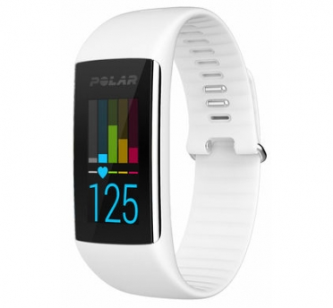 Polar A360 fitness tracker white