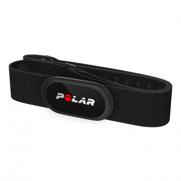 Polar H10 hear rate sensor