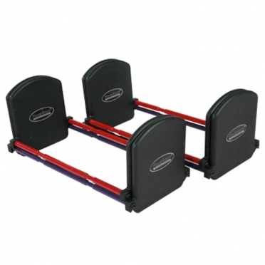 PowerBlock Flex U90 Stage III Expansion Kit (1 - 57 kg pair)