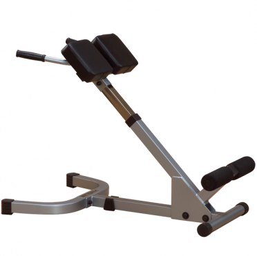 Body-Solid Powerline 45-degrees back hyperextension