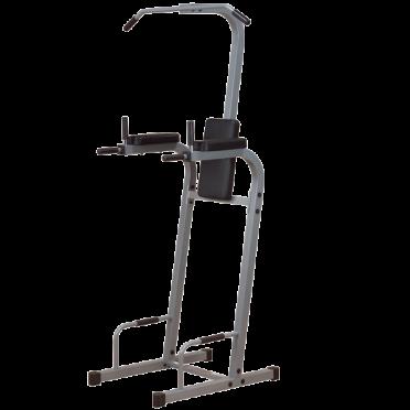 Body-Solid Powerline vertical knee raise chin dip power tower