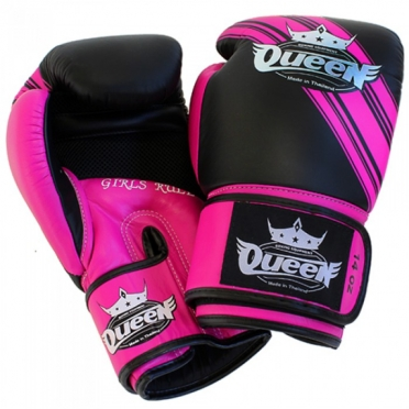Queen BGQ Vixen boxing gloves
