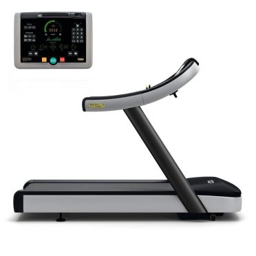 TechnoGym treadmill Run Now Excite+ 700i black used
