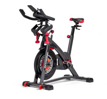 Schwinn IC8 Spinning bike - Zwift + Ridesocial