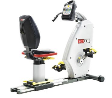 SciFit medical recumbent bike Inclusive Fitness ISO7000R