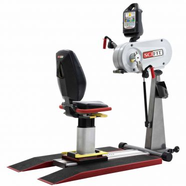 SciFit medical arm bike Inclusive Fitness PRO1 upper body