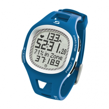 Sigma PC 10.11 heart rate monitor blue