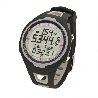 Sigma PC 15.11 heart rate monitor grey