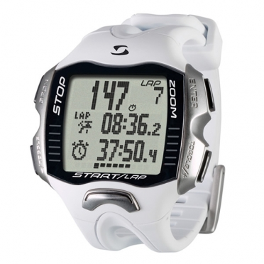 Sigma RC Move Set heart rate monitor white