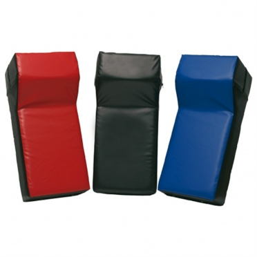 Sportief kicking/punching pad with angle 75 X 35 X 25-15 cm