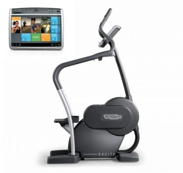 Technogym stepper Excite+ Step 700 Unity black used