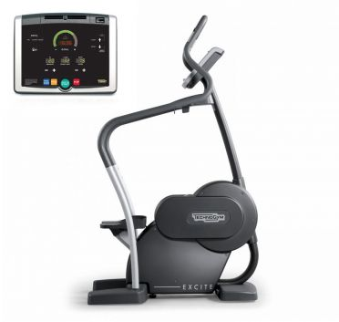 Technogym stepper Step Excite+ 500i black used