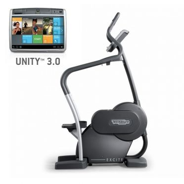 Technogym stepper Excite+ Step 700 Unity 3.0 black used