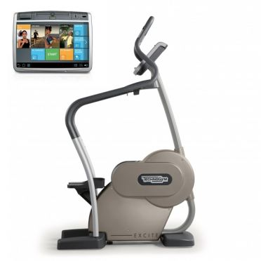 Technogym stepper Excite+ Step 700 Unity silver used