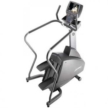 Life Fitness stepper 95Se used