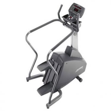 Life Fitness stepper 95Si used