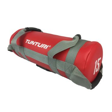 Tunturi Strengthbag 15kg red