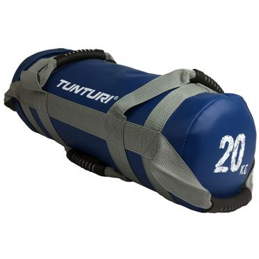 Tunturi Strengthbag 20kg blue