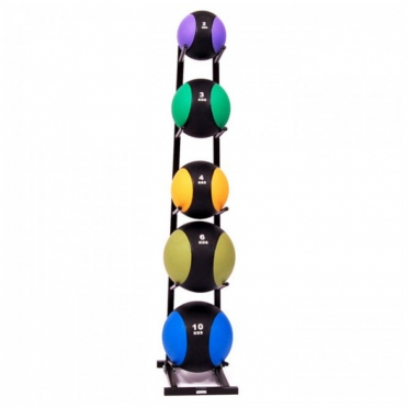 Sanden Medicine Ball tree with 5 medicine balls