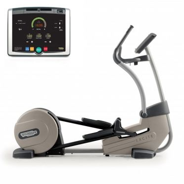 TechnoGym crosstrainer Synchro Excite+ 500i silver used