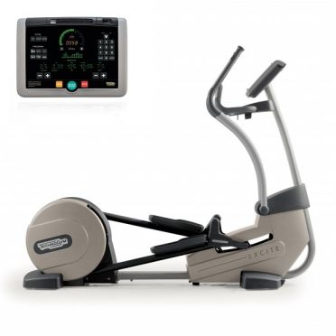 TechnoGym crosstrainer Synchro Excite+ 700i silver used