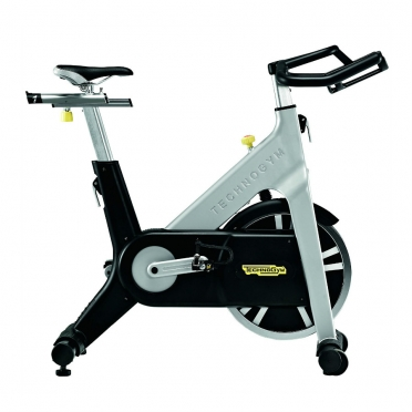Technogym Group Cycle belt drive bike used
