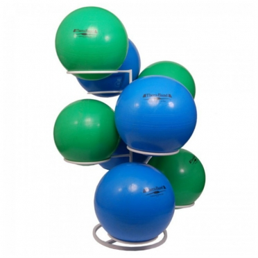 Thera-band storage for 8 gym balls 390190