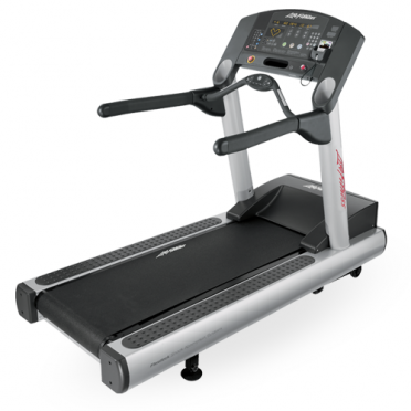 Life Fitness treadmill Integrity Series CLST used
