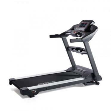 Sole Fitness TT8 treadmill with incline and decline