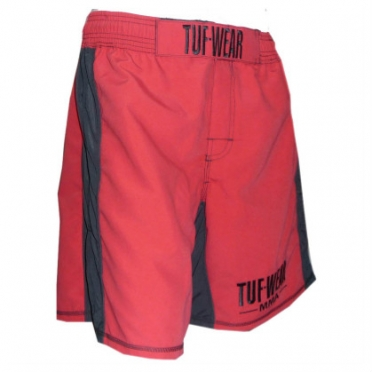 Tufwear MMA short red