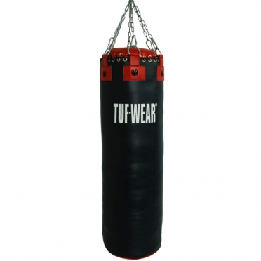 Tufwear boxing bag leather 122 cm/36 kg