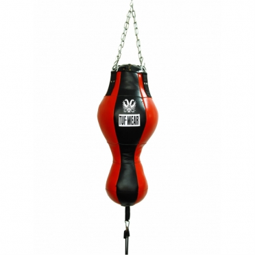 Tufwear boxing bag leather 75 cm/ 17 kg