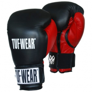 Tufwear (kick) boxing gloves leather TOP PRO TUF