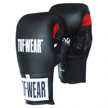 Tufwear boxing bag glove synthetic leather
